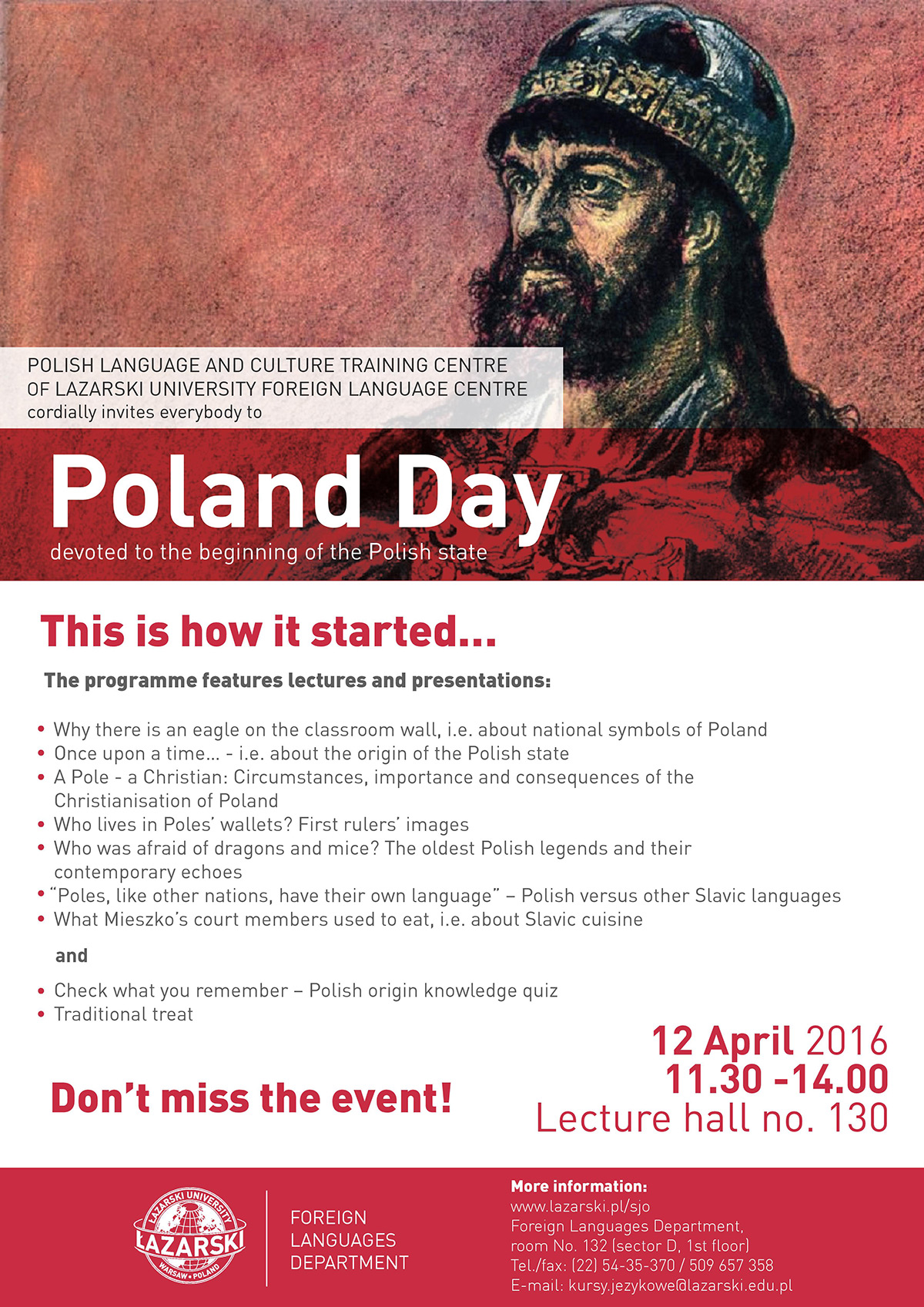 Day of Polish culture